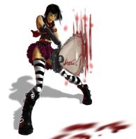 Blood Chain by BlackPhrost-Ixion