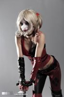 Hella A. as Harley Quinn by HelenQuila