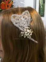 Floristry: Hair Accessory by NommyPanda