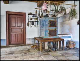 Room from the old times by Pildik