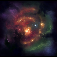 Nebula Supernova Space Thingy by PixiedustMystery