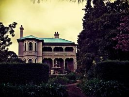 The Mansion by SByrnes