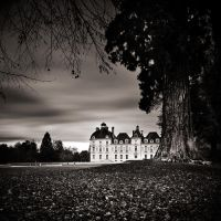 Chateau de Cheverny by EbruSidar