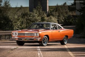 1969 Plymouth Road Runner by AmericanMuscle