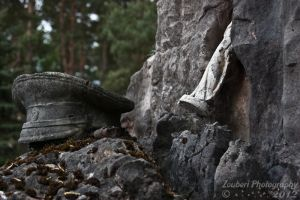Military cemetery I by Zouberi