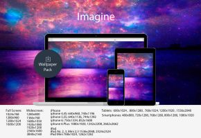 Imagine. Wallpaper Pack by Chari-ot
