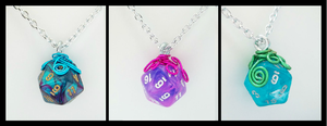 MOAR D20'S by poisons-sanity