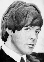 Paul McCartney by Macca4ever