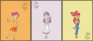 .:Cutie Mark Crusaders:. by WhiteBAG