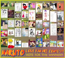 Naruto Love Fan Art Contest by naruto