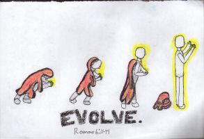 Evolve by Norbez