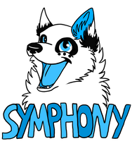 symphony badge by ripple09