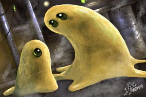 Gloop and Gleep by 14-bis