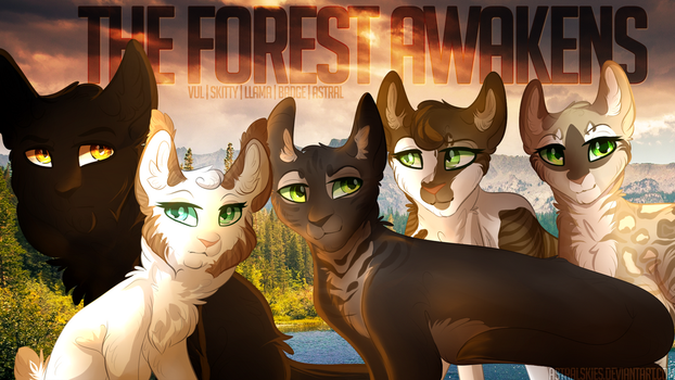 The Forest Awakens | The Big Five by AstralSkiez