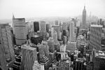 New York Skyline by SeleneChoiseul