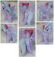 Flitter plushie by Rens-twin