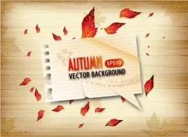 Free Autumn Illustration #5 by cristina012