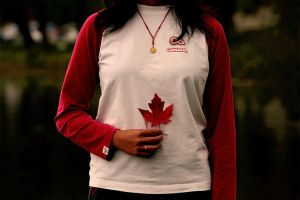 O Canada by Cherry-Chain