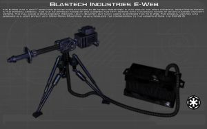 Blastech Industries E-Web Tech Readout [New] by unusualsuspex
