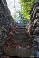 Stone steps by snaphappy101
