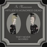 Honored Dead by LizzyChrome