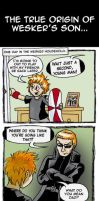The True Story of Jake Wesker by Raax-theIceWarrior