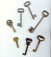 keys collection by doko-stock