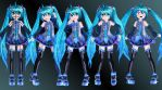 Miku Lite - Rig Test by GS-Mantis