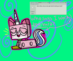 Q and A #32 by Princess-Unikitty