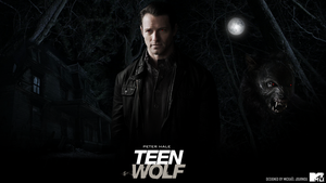 Peter Hale - Teen Wolf by FastMike