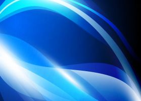 Vector-Abstract-Blue-Waves by vectorbackgrounds