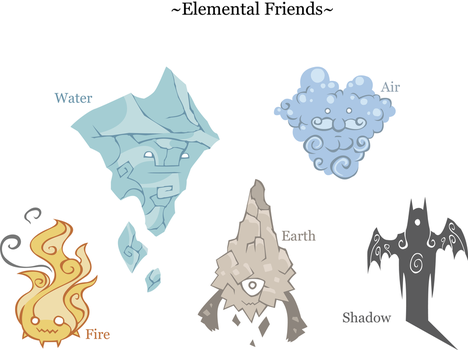 Elements by Esomnus