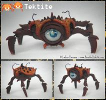 Zelda Monster: Tektite by Scrybe