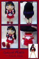 Doll- Sailor Mars FOR SALE by phychoticsilence