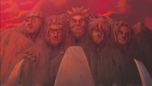 Hokage's Faces. by Cap-Bassam