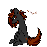 Maple..::MINE::.. by love-the-adopts