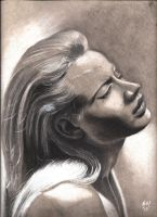 charcoal drawing2 by RobertEarlWaterman
