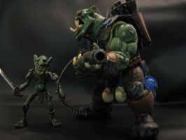 warhammer 40k custom ork 4 by soulbrother73