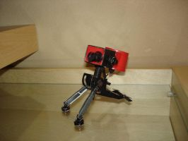 TF2 Sentry Gun Papercraft by koenigsegg-ccr