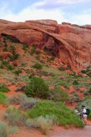 Delicate Arch by dsiegel