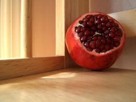 Pomegranate II by Dr-Rodriguez