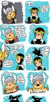 Everything Birds and other puns. by Sassgardian