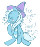 THE GREAT AND POWERFUL by HpWendiz