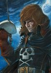 Captain Harlock by Nicolas-Demare