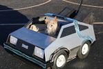 Li'l DeLorean Time Machine by AntVar