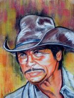 Charles Bronson by addybetto