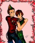 Punk Love by XDreamerXPunkX