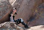 Borderlands 2 Angel cosplay by zeemenace