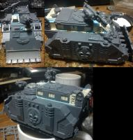 Repressor conversion WIP by Majere613