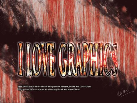 Love Graphics by vickymock